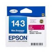 EPSON NO.143 T143350 高印量紅色墨水匣