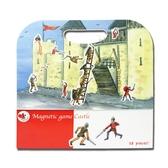 【虎兒寶】比利時 Egmont Toys 艾格蒙繪本風遊戲磁貼書-守護快樂城堡