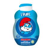 夏「降」 - 【義大利進口】Smurfs 洗髮精 (棉花糖)- -250ml$275↘特價$90,效期2019/12/01