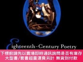二手書博民逛書店Eighteenth-century罕見Poetry: An Annotated AnthologyY2551