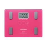OMRON 歐姆龍 體重體脂計 HBF-212 粉色 專品藥局【2005023】