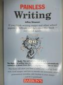【書寶二手書T9/原文小說_ZBP】Painless Writing_Strausser, Jeffrey/ Gilga
