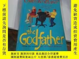 二手書博民逛書店原版英文罕見the God father (看图)Y27238