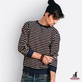 SISJEANS-百搭條紋針織衫【15276004】