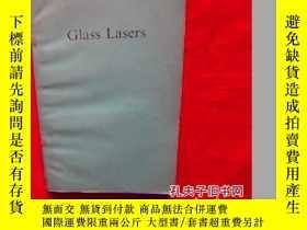 二手書博民逛書店Glass罕見Lasers :玻璃激光【英文版】Y11161 外