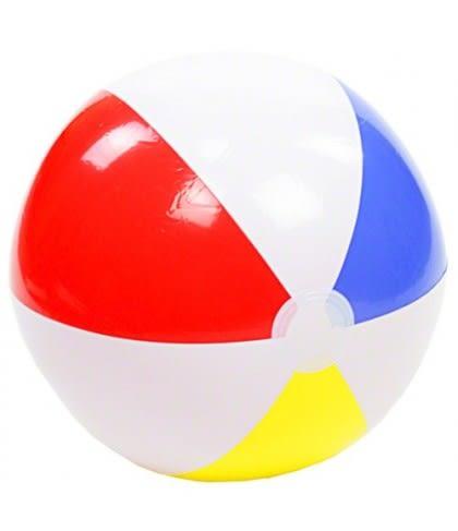 [衣林時尚] INTEX 20吋 充氣沙灘球 海灘球 充氣球 (充氣後直徑約32cm) 59020