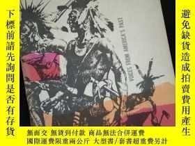 二手書博民逛書店THE罕見BEGINNINGS OF AMERICA 1607-1763Y16149