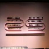 歐式光療指彩指甲油展示櫃化妝品美甲店桌椅美展示架置物甲膠貨櫃xw 全館85折