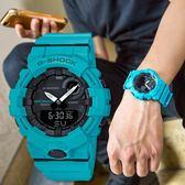 【人文行旅】G-SHOCK   GBA-800-2A2DR 三軸加速傳感智慧藍芽手錶 G-SQUAD系列