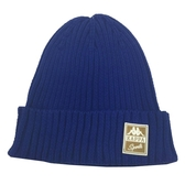 KAPPA 時尚運動限量版毛線帽 1頂 寶藍