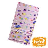 【Wind x-treme】COOL Wind 兒童粉紅豬多功能頭巾『佩佩豬的朋友』6752 排汗帶.止汗帶.吸汗帶