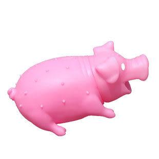 整人玩具 帶刺發泄慘叫豬 大號