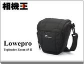 ★相機王★Lowepro Toploader Zoom 45 AW II專業三角背包 相機包 槍套 免運