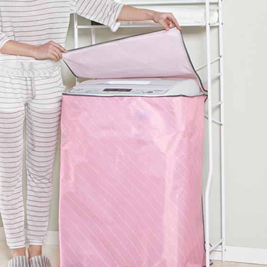 ♚MY COLOR♚斜紋洗衣機防塵罩(單筒波輪型) 防塵 防潮 套罩 防曬 老化 耐用 牛津布 防塵套 【N330】