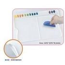 《享亮商城》MAP-3011 多功能免洗方形調色盤  MUELLO
