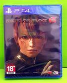 PS4  生死格鬥 6 DOA 6 中文版  全新 現貨