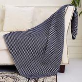 現代棋盤紋緹花毯