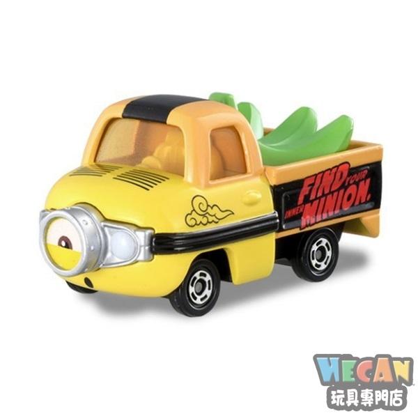 多美夢幻版小汽車 小小兵香蕉車 綠香蕉電影版 (DreamTOMICA) 16077