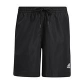 Adidas WVN LNGR SHORT 女 黑 運動 慢跑 休閒 短褲 GL0703
