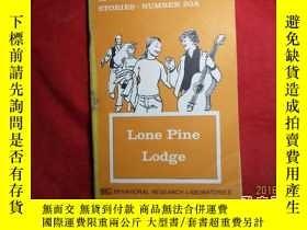 二手書博民逛書店Lone罕見Pine LodgeY20951 M.W.Sulli