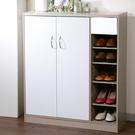 鞋櫃 收納櫃 半開放式六層鞋櫃 鞋架 櫃...