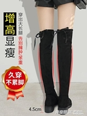 長靴女膝上瘦瘦靴秋季新款平底長筒靴子網紅百搭高筒秋款女鞋ATF  英賽爾