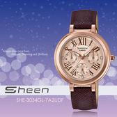 Sheen SHE-3034GL-7A2 個性甜美 SHE-3034GL-7A2UDF