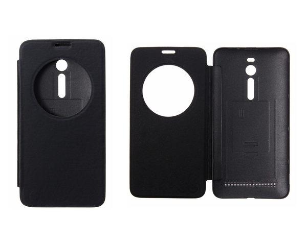 【ASUS 拆封新品】Zen Fone 2 VIEW FLIP COVER 原廠皮套 ZE550ML適用