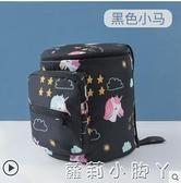 嬰兒推車掛包通用溜娃遛娃神器配件置物袋儲物筐收納掛袋前后籃架 蘿莉新品
