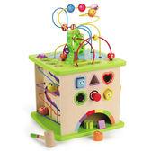 【免運費】《 德國 HAPE 愛傑卡 》豪華版幼兒學習盒 ╭★ JOYBUS玩具百貨