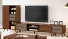 【森可家居】米蘭10.2尺組合電視櫃(全...