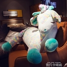 長頸鹿毛絨公仔玩偶可愛梅花鹿毛絨玩具女生床上睡覺抱枕大號抱熊QM 依凡卡時尚