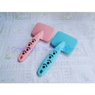 【YourShop】寵物塑炳軟針梳(粉色/綠色)