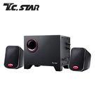 T.C.STAR TCS3225 三件式多媒體喇叭