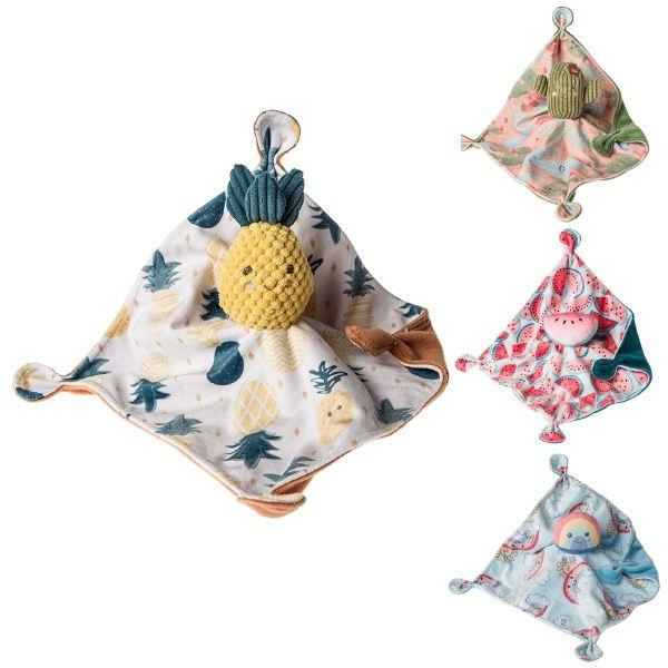 MARY MEYER 柔軟安撫巾-甜蜜蜜系列(6款可選)