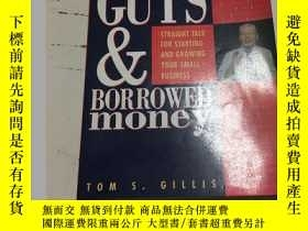 二手書博民逛書店Guts罕見& Borrowed MoneyY23470 Tom