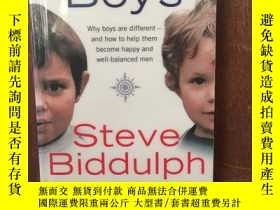 二手書博民逛書店Raising罕見BoysY12800 Steve Biddulph HarperCollins Publis