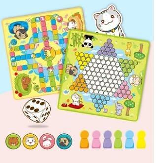 便攜式棋類益智玩具