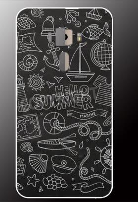 ♥ 俏魔女美人館 ♥ ASUS ZenFone 3 {41388917*水晶硬殼} 手機殼 手機套 保護殼