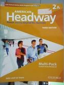 【書寶二手書T1/進修考試_XBE】American Headway, Level 2A_John Soars, Liz Soars