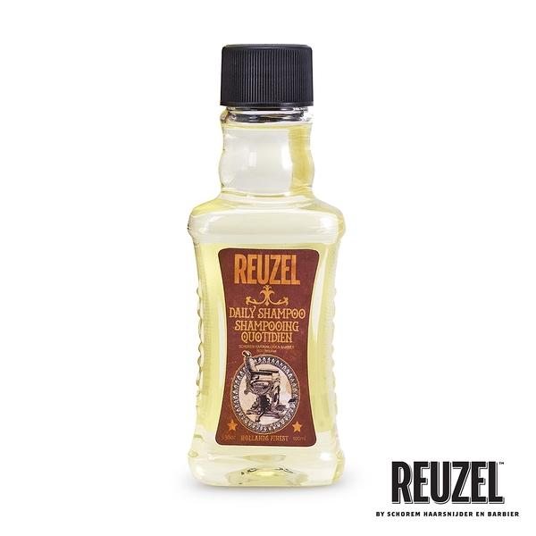 REUZEL Daily Shampoo 日常全身保濕髮浴 100ml (原廠公司貨)【Emily 艾美麗】
