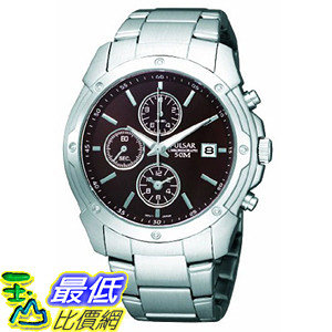 [美國直購 ShopUSA]Pulsar Chronograph PF8335 Mens Watch$3606