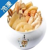 海霸王干貝佛跳牆2100G/盒【愛買冷凍】