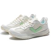 PONY 白 薄荷綠LOGO 網布 休閒鞋 基本款 女(布魯克林) 73W1SQ61RW
