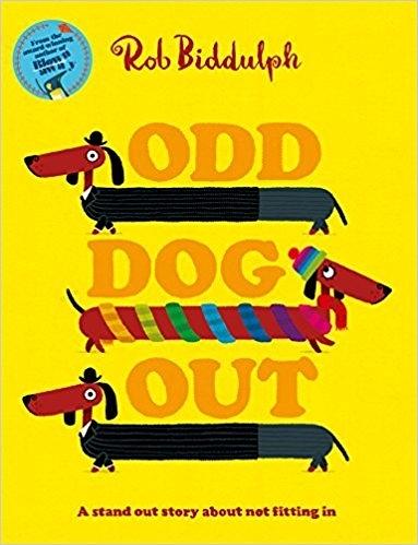 【麥克書店】ODD DOG OUT /英文繪本《主題: 幽默 Humor》