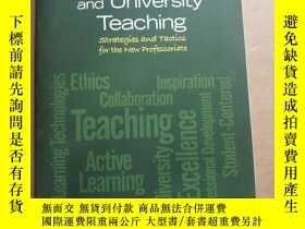 二手書博民逛書店Effective罕見College and University TeachingY17747 Effect