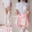 情趣用品 角色扮演 cosplay 日繫學生裝粉色清純騷學生制服誘惑