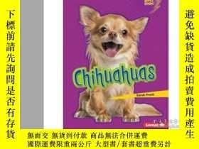 二手書博民逛書店罕見ChihuahuasY346464 Sarah Frank