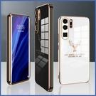 OPPO Reno5 Reno5 Pro 5G Find X3 Pro Find X3 金邊 電鍍軟殼 手機殼 全包邊 保護殼