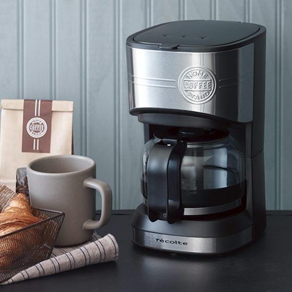 日本 咖啡機【U0165】recolte日本麗克特 Home Coffee Stand 經典咖啡機 收納專科